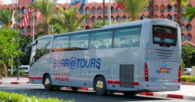 توظيف شباكي وكالة شركة النقل الوطني Supratours