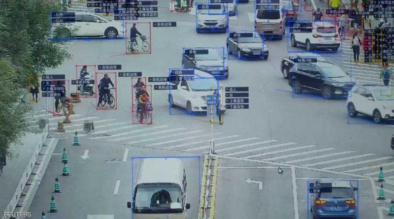 بالفيديو-تقنية-مخيفة-في-شوارع-الصين