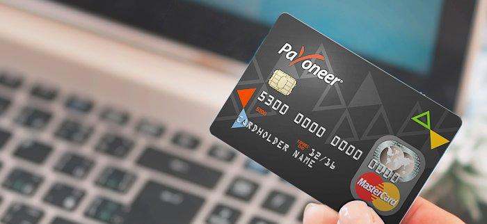 شرح كيفاش تسجل في بنك بايونير Payoneer والحصول على بطاقة Mastercard