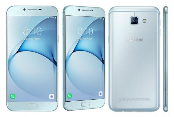 سامسونغ كتعلن عن الهاتف الجديد غالاكسي A8