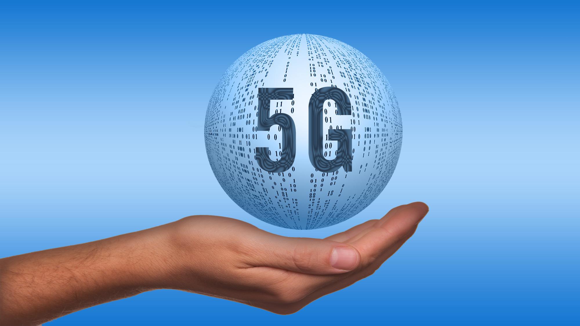 شبكات 5G تقترب من الظهور