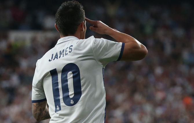 أنباء عن رحيل خاميس من ريال مدريد إلى يونايتد