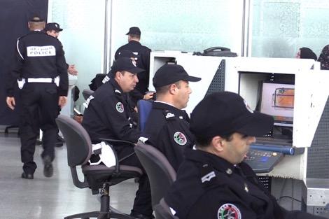 ولوج شرطة العمل بالمطارات الوطنية والدولية